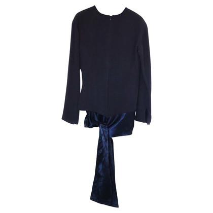 Céline Blouse shirt in blue