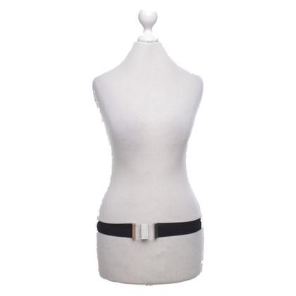 Christian Dior Cintura in vita nera