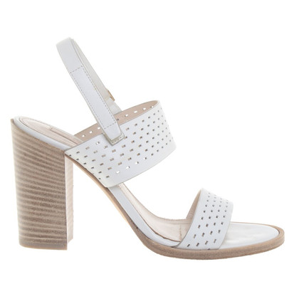 Hugo Boss Sandals in white