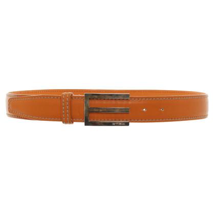 Etro Cintura arancione