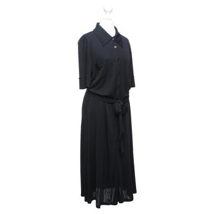 St. Emile Camicia di vestito di nero