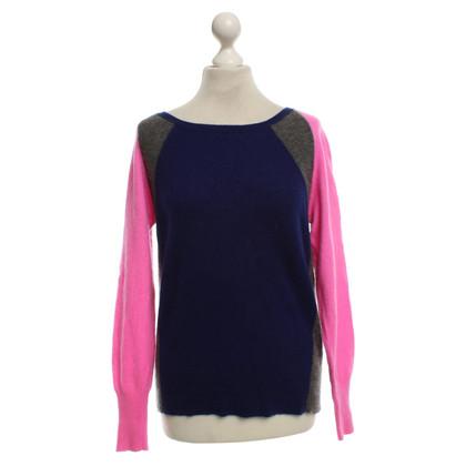 """Diane von Furstenberg Cashmere sweater """"La Grave"""""""