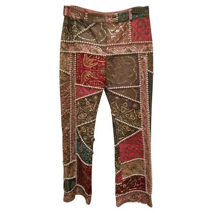 Ferre Embroidered trousers
