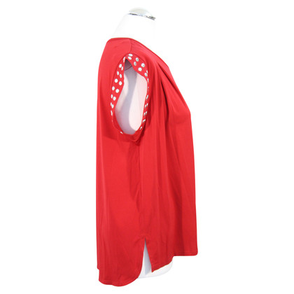 Michael Kors top in red
