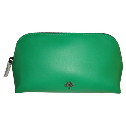 Mulberry Leather Clutch