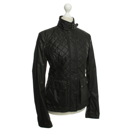 Belstaff Quilted Jacket in anthracite