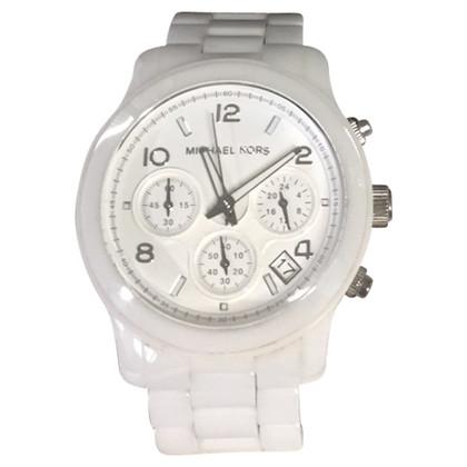 Michael Kors bianco Chronograph