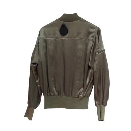 Christian Dior Shiny bomber jacket