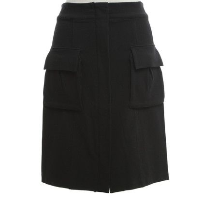 Diane von Furstenberg skirt in black