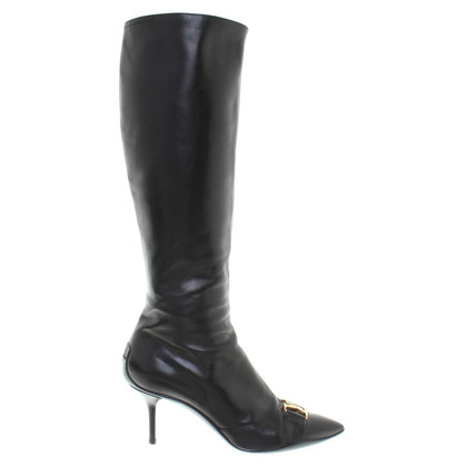 Louis Vuitton Boots in black