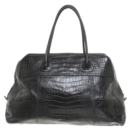 Prada Leather weekender