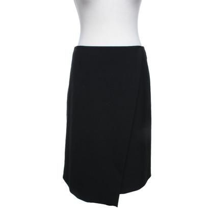 St. Emile skirt in black