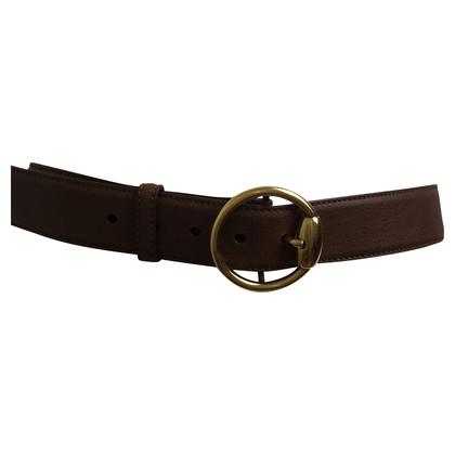 Gucci Belt in Cognac