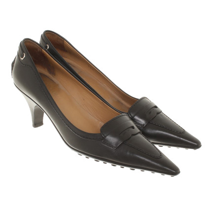 Car Shoe pumps in zwart