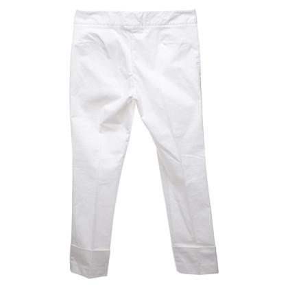Jil Sander Pantaloni in bianco