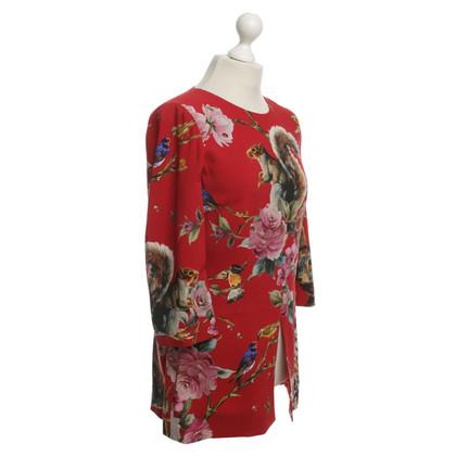 Dolce & Gabbana Dress with motif print