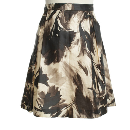 Blumarine skirt with floral pattern