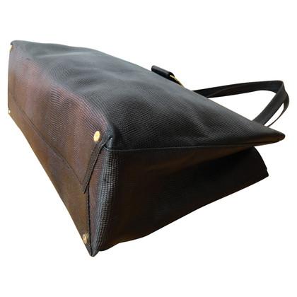 Salvatore Ferragamo Zwarte Tote Bag