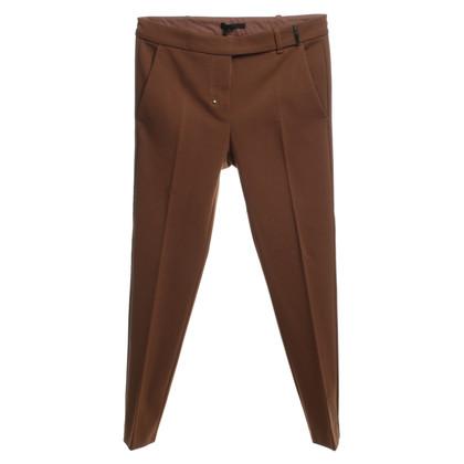 Pinko trousers in ocher