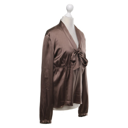 St. Emile Blouse in brown