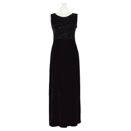 Escada Black evening dress