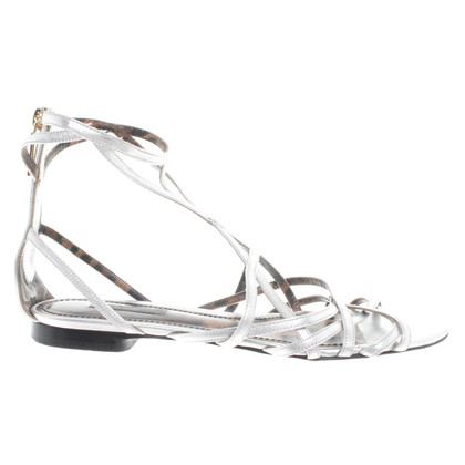 Dolce & Gabbana Sandali argento