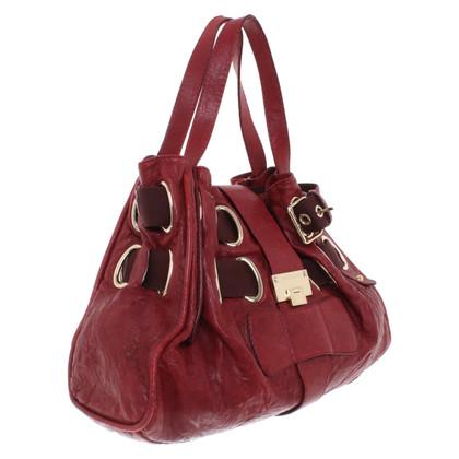 Jimmy Choo Handtasche in Rot