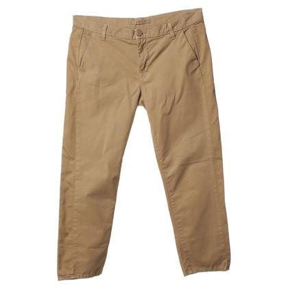J Brand Pantaloni Capri beige