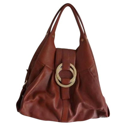 Bulgari Calb Shoulder bag in pelle