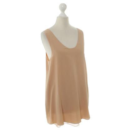 Chloé Silk top in nude
