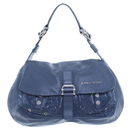 Peuterey Handtasche in Blau