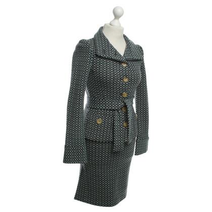 Diane von Furstenberg Kostüm mit Muster