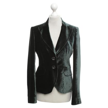 Etro Velvet blazer made of silk