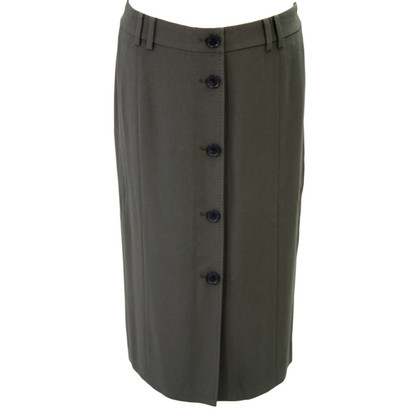 Hobbs skirt in green
