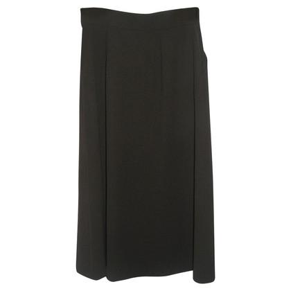Max Mara Long wool skirt