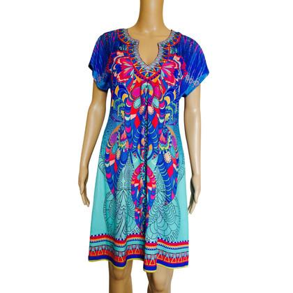 Hale Bob Colorful Dress