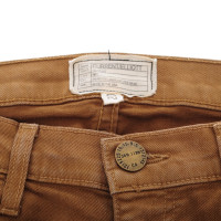 Current Elliott Camel enkel jeans