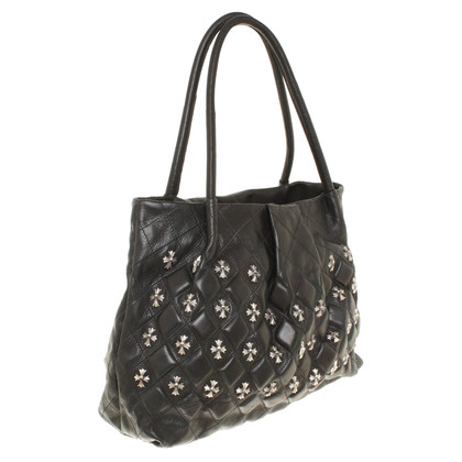 Philipp Plein Shopper in Schwarz