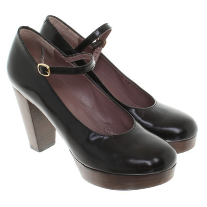 Robert Clergerie pumps in nero