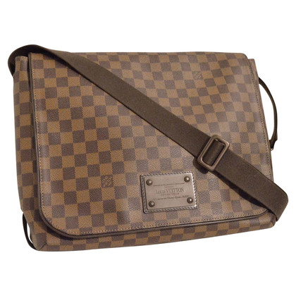 "Louis Vuitton ""Brooklyn GM Damier Ebene Canvas"""
