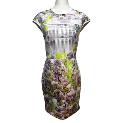 Ted Baker Print dress