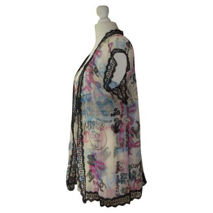 Chanel Silk top 2-piece