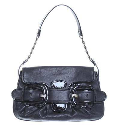 "Fendi ""B Bag"" in black"