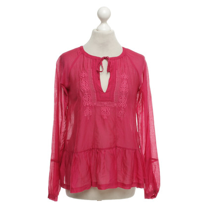 Day Birger & Mikkelsen Top in fuchsia
