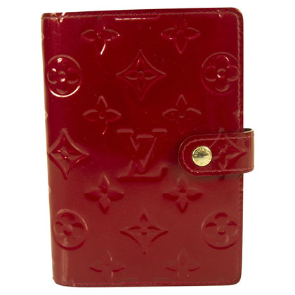 "Louis Vuitton ""Agenda Fonctionnel Monogram Vernis"""
