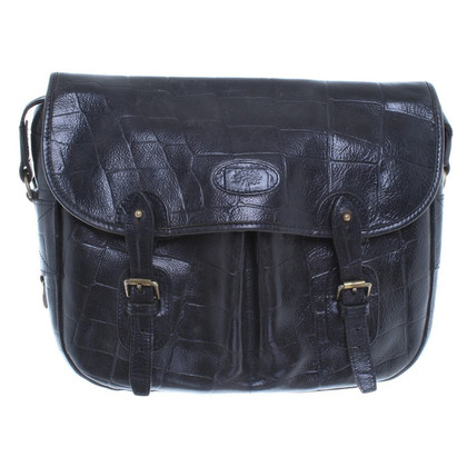 Mulberry Messenger Bag in zwart