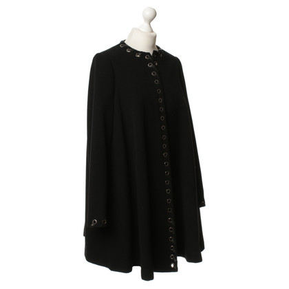 Plein Sud Coat with rivets