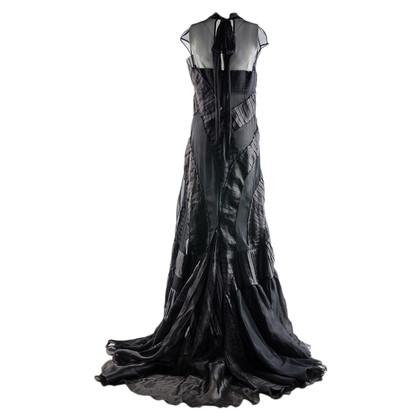 Alberta Ferretti Lange gala jurk
