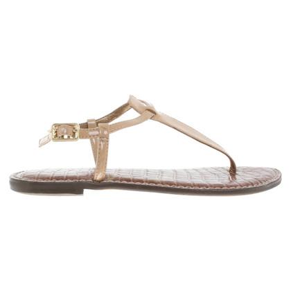 Sam Edelman Patent leather sandals