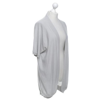 FTC Cardigan lungo in grigio